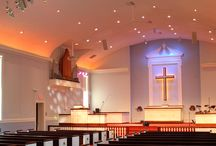 Church Sanctuary Ideas  / by Carly Wooley