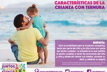 Crianza con ternura / Todo lo relacionado a la crianza y dinámicas sanas en el entorno familiar.