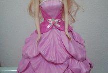 muñecas vestidas goma eva