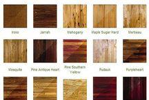 Kolory drewna