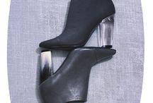 Transulence / Classy, glassy, heels ... I want some