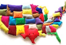 Sewing - Toys / Sewn toy ideas and patterns / by Amanda Haggerty