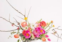 Flower arrangement / Table decor