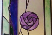 Rose di vetro