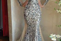 vestidos con piedra