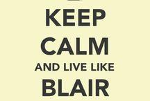 blair / by Skylar Chans