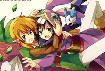 Link x Ravio