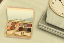 Sims cc makeup