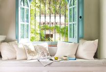 Home Decor - Window Seats