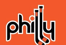 FLYERS & PHILLIES / by Kit Byrd