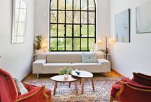 Factory apartment / Window