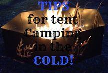 Camping / by Christin Lisenby