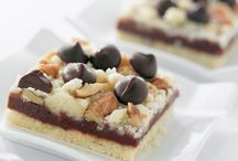 Bar desserts / bar desserts / by Bonnie Callihan