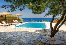Villas Classic #Zakynthos #Island /  Classic Villas are four identical but independent small villas , five-star luxury , engaged in a newly built complex , will make your holiday experience on the Greek island of Zakynthos unforgettable. https://www.mygreek-villa.com/villa/villas-classic