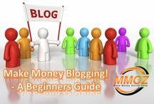 Blogging for beginners / This board will direct you to lots of useful links on blogging for beginners. Learn how to set up a blog the right way. You can start blogging for free and make money blogging in the process. Everything you need to know is listed right here, take a look at our full guide to blogging for beginners too.