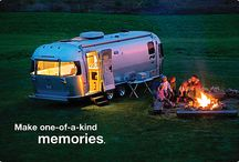 Airstream Trailers  / In 1929 Wally Byam started Airstream Trailer Company with the goal to make a trailer with  quality, innovation, and design. That motto is still very evident in the trailers of today; Some 80 Years laters.