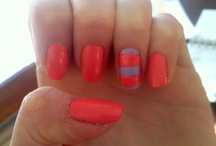 Pretty nails. / by Haley Schreiber