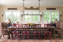 Dining Room DIYs / by The Painted Home