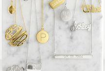 Jewelry / by Michaela Dollar