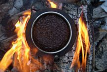 Outdoorchef / Cooking outdoors, adventure, trail cooking, hiking, canoeing etc