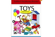 Toddler's Vocabulary Booster