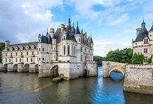 Loire Valley and Castles / Loire Valley is a place rich in Culture and French Traditions. Famous for its Chateaux and wine, this is a place worth touring anytime of the year!