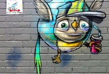 Art wall!!