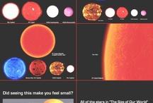 Tähdet& Avaruus / Tähtiä, avaruuksia, aurinkokuntia jne