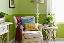 Sitting area / by Dani Faust