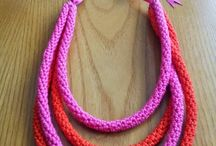 Crochet Necklaces&Bracelets
