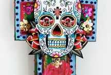 All things skully / by Victoria Rivas