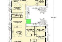 U-shaped House