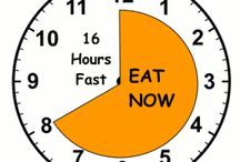 Intermittant Fasting / by Kris