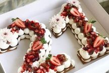 fruit tart cakes