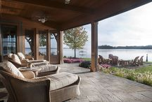 Home Decor - Exterior / Outside Can Look As Good As The Inside! Look at these ideas! http://www.ClearVisionRealty.com