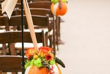 wedding decorations fall