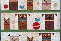 Quilted Animals / by Eileen McNabb