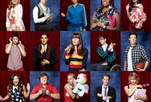 Glee!! / #Glee / by Kat Automatica