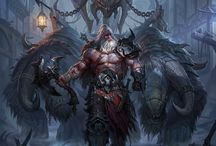 World of Warcraft Artwork / All the cool and crazy world of warcraft artwork