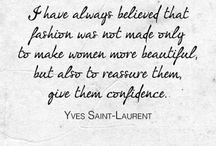Beautiful Timeless Quotes / Beautiful, timeless style and make-up quotes.