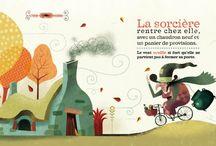 Illustrations 2 / by Line Illustrations