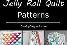 Quilts - Jelly Roll