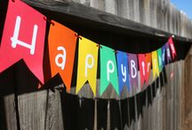 Party Time! / Find all of your customized party needs at these awesome etsy shops! / by Linda :)