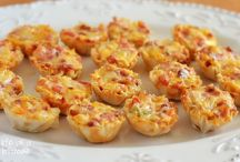Appetizers and finger foods