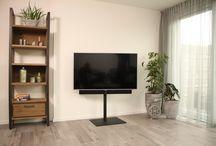 TV Standaard / Ontwerp je eigen Design TV standaard. Maak van je TV en High-end Design TV meubel.