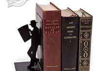 Zubehör & Geschenke für Buchliebhaber // Accessories & gifts for book lovers