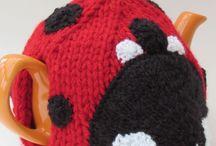 Pint Sized Tea Cosy Knitting Patterns