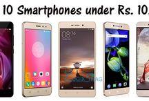 Top 10 Smartphones under Rs. 10,000 in April 2017