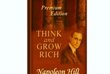 Think And Grow Rich / Education for entrepreneurs and business people, men and women. The 1937 classic book by Napoleon Hill, Think and Grow Rich has motivated countless business start ups and inspired us with The Principles Of Success. Program your subconscious mind for action and online business success! How to succeed like Henry Ford.