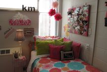 Residence Hall Room Ideas / Excited to come to campus?  Get inspired and decorate your room! / by WKU
